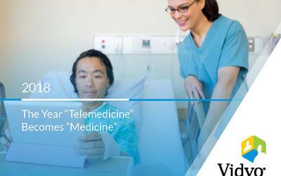 "2018: The Year ""Telemedicine"" Becomes ""Medicine"""