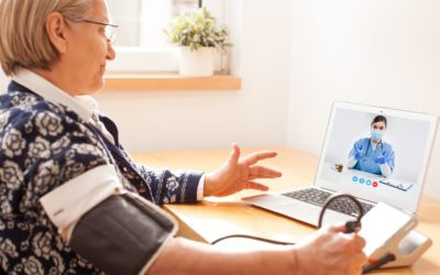 Lessons from COVID-19: How virtual health technology can improve senior care